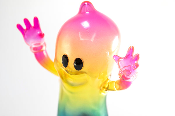 Rubber Boi - Rainbow Boi Edition by C daan Made - Preorder