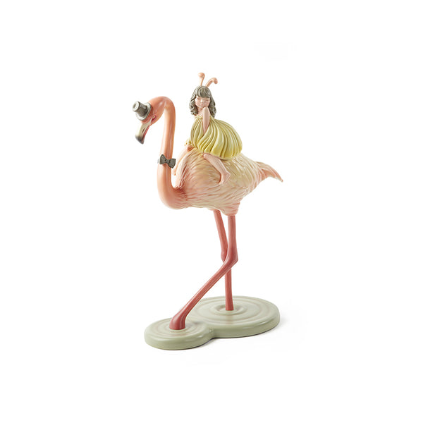 Dream of Fairy Tales-Flamingo