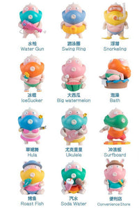 Fifteen Blindbox Series by Ugly Toys x Moetch