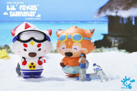 Goobi the Kid Fox – Lil' Foxes Summer series by OKluna x POP MART - Preorder