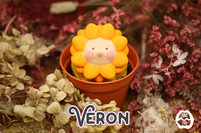 Veron by Kimgu x 9 Sad Toy