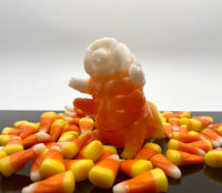 Tarbus the Tardigrade Candy Corn Exclusive by DoomCo Design