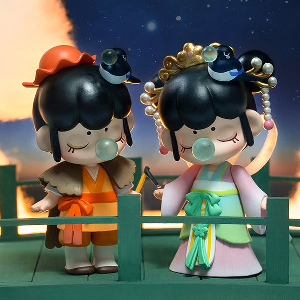 Nanci Chinese Love Story Blind Box Series