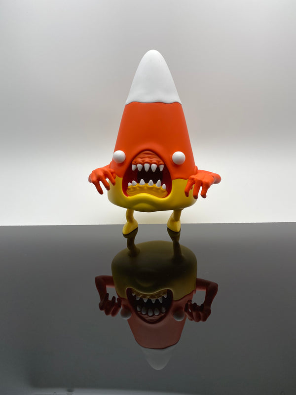 Candemons - Cornelus The Candy Corn by Alex Pardee