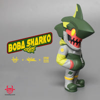 Boba Sharko & Remi by Quiccs x CHK DSK x Devil Toys