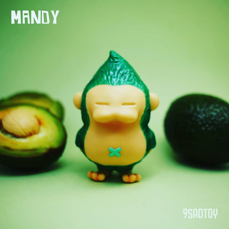 Mandy Avocado by Kimgu x 9sadtoy