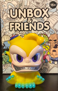 Unbox & Friends Blind Box Series 2