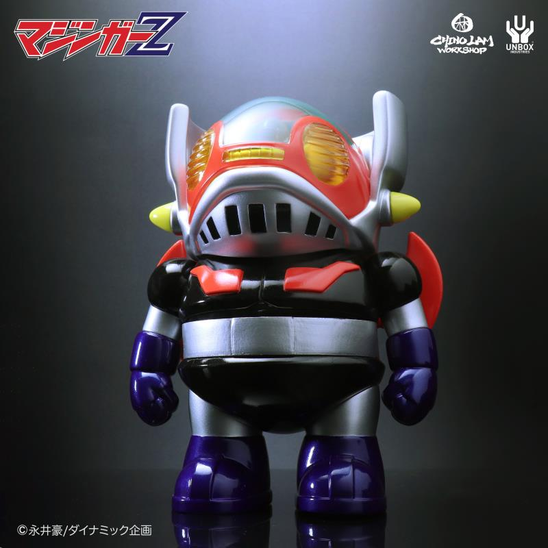 UNBOX x Chino Lam x MAZINGER Z - Preorder