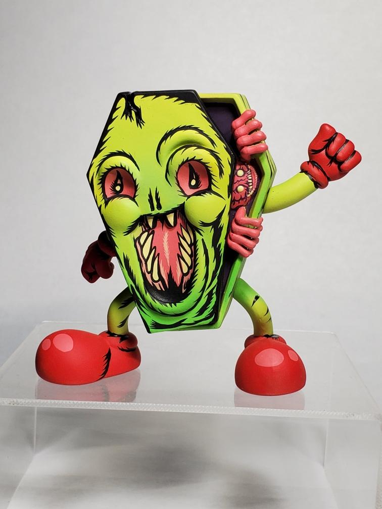 Creep Show Custom by Mus (I'm Already Dead by Junkyard)