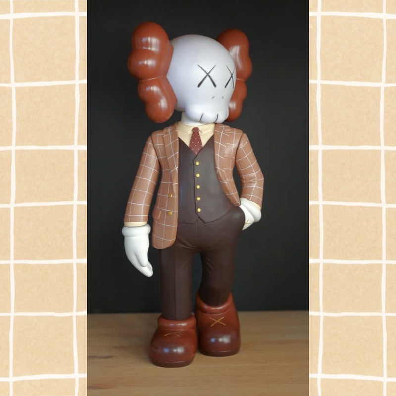 Misappropriated Icon 3 - Smart Kaws by Bakumbaa