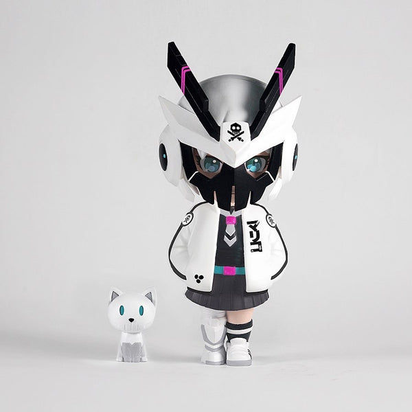 Mariko and Necco by Quiccs x Devil Toys - Preorder