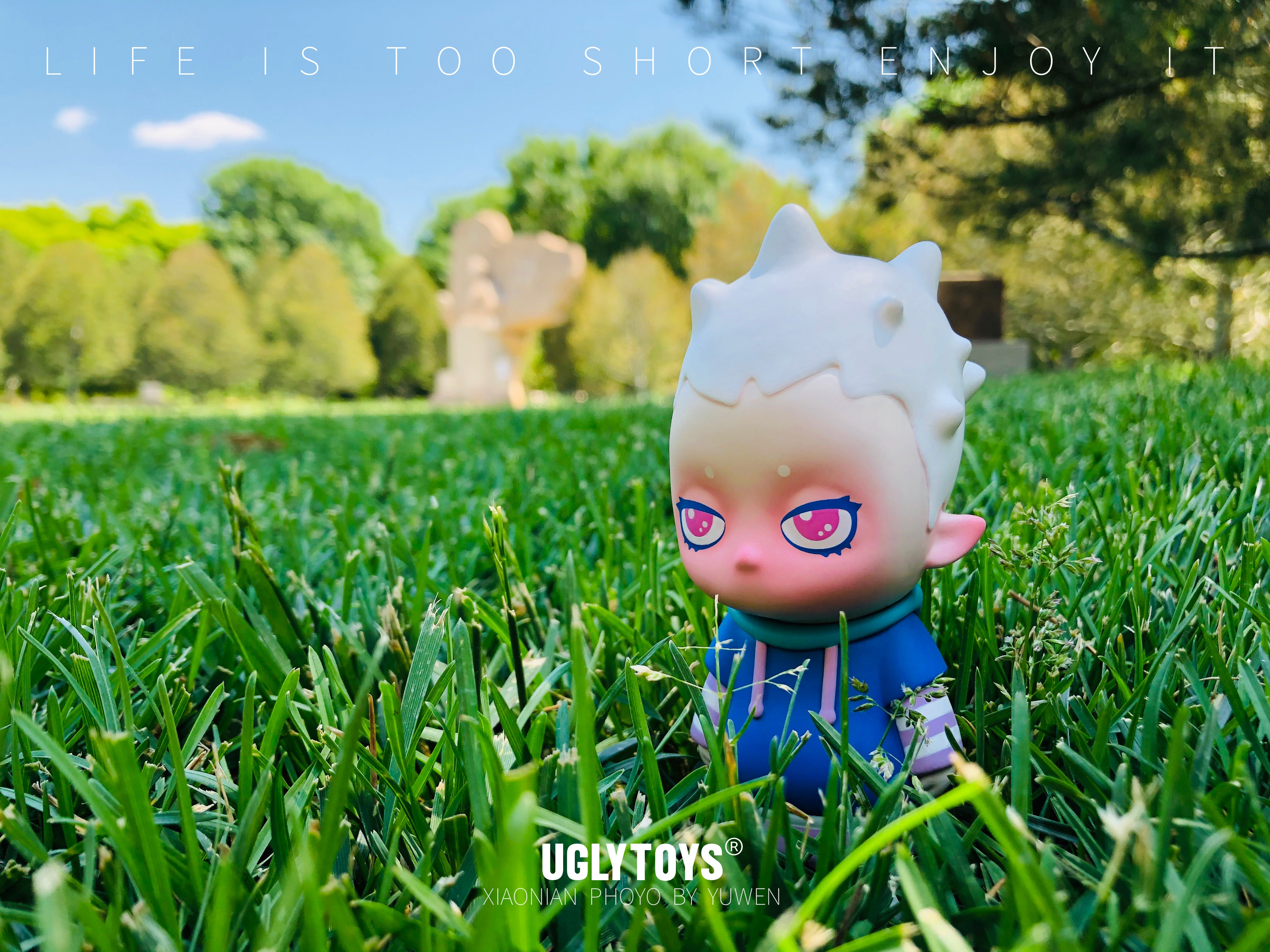 XiaoNian Yuppie by Ugly Toys - Preorder