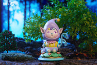 Larvochoi Forest Fairies Series by Playgrounders x 1983 Toys