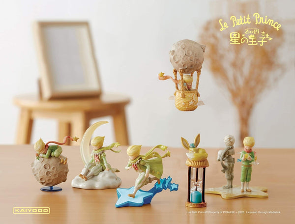 Little Prince Series 1 Blindbox by Zu & Pi x Kaiyodo - Preorder