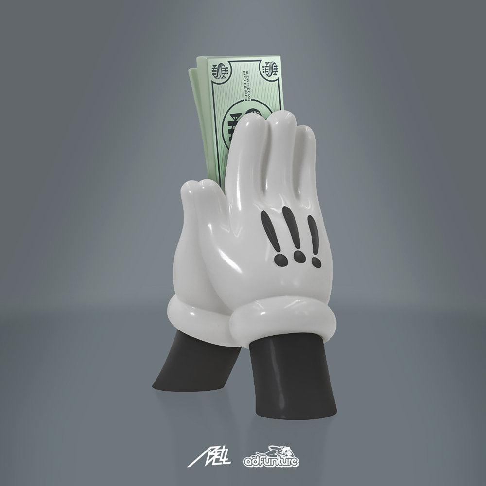 IN-CASH-WE-TRUST-Sofubi-Statue
