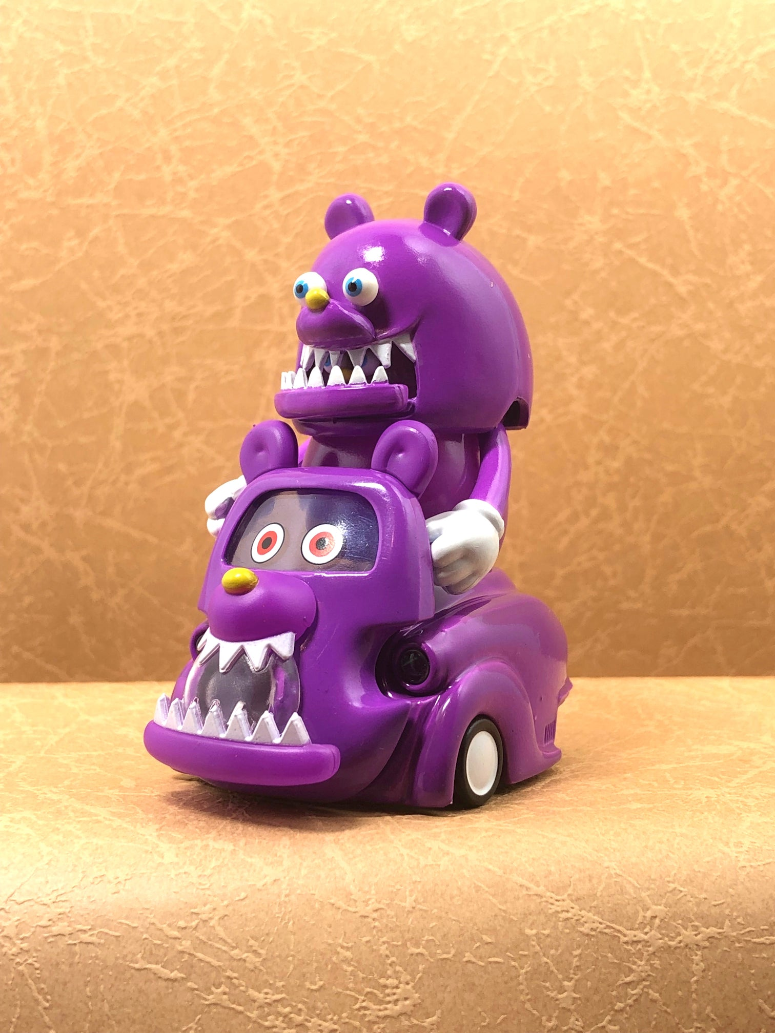 Lumisofvi : T9G KOTARO Purple Car set