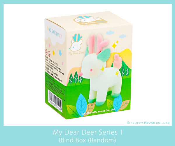 My Dear Deer blind box series by Fluffy House