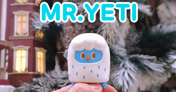 Mr. Yeti by 2oz