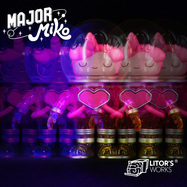 Major Miko Phosphor by Litor's Works - Preorder