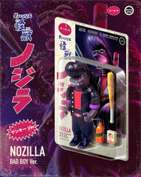 Bad Boy Nozilla by Noger Chen Nog Toy - Preorder