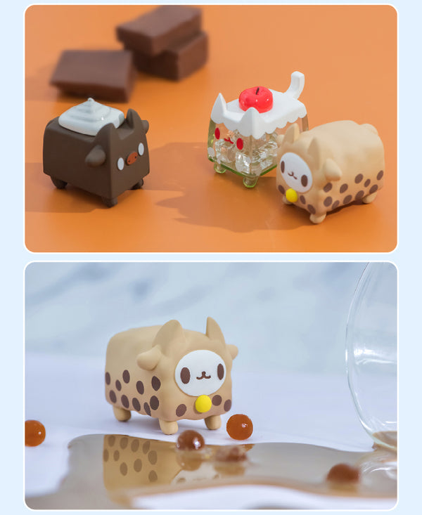 Box Cat Blindbox Series by Rato Kim - Preorder