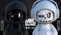 MR.BONE - Black and White Impermanence Limited Set