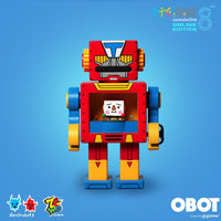 To-Fu Oyako Meets Obot by Devilrobots