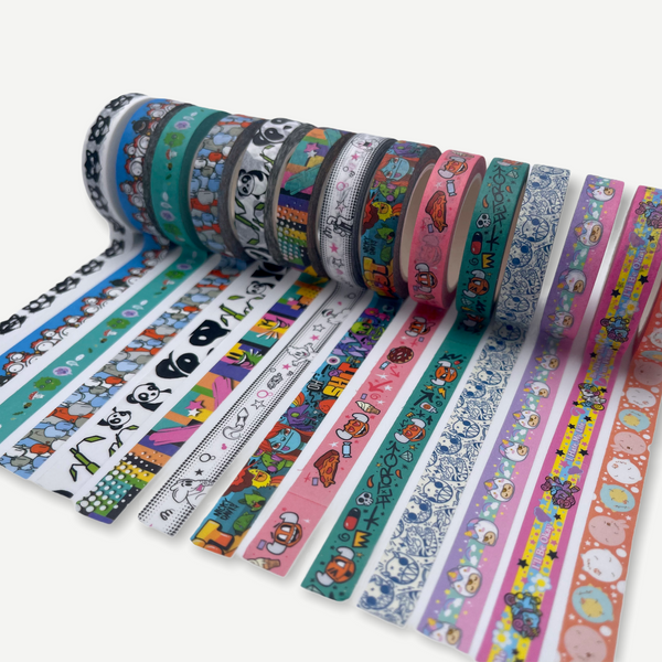 Washi Tape - Artist Series 1