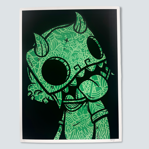 Limited Edition Prints by Chris Dokebi