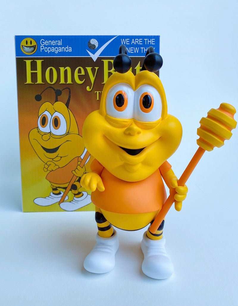 Honey Butt the Obese Bee by Ron English - Preorder