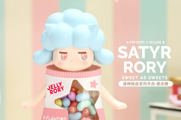 Satyr Rory SWEET AS SWEETS Series by SEULGIE x POP MART - Preorder
