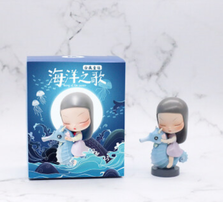 White Night Fairy- Undersea Dream Walk  -Lite- Song of the Sea - Preorder