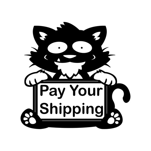 Hold Order Shipping Payment (US ONLY)