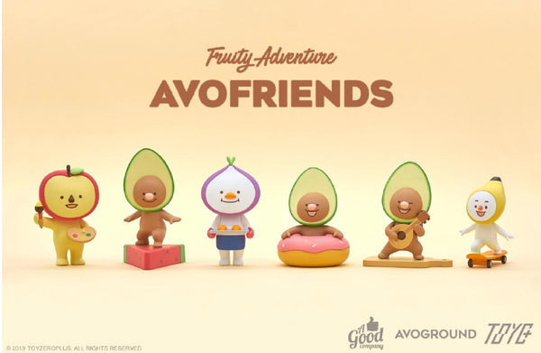 AVO & FRIENDS Classic Series - Preorder