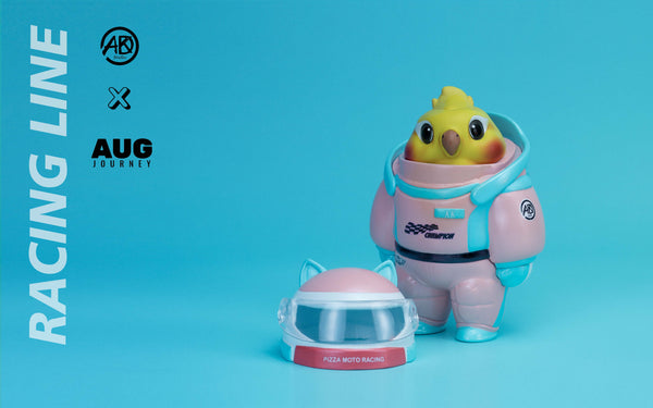 Space Adventures Season 2-Junior Driver's License Blindbox Series by AK Studio x AUG Journey