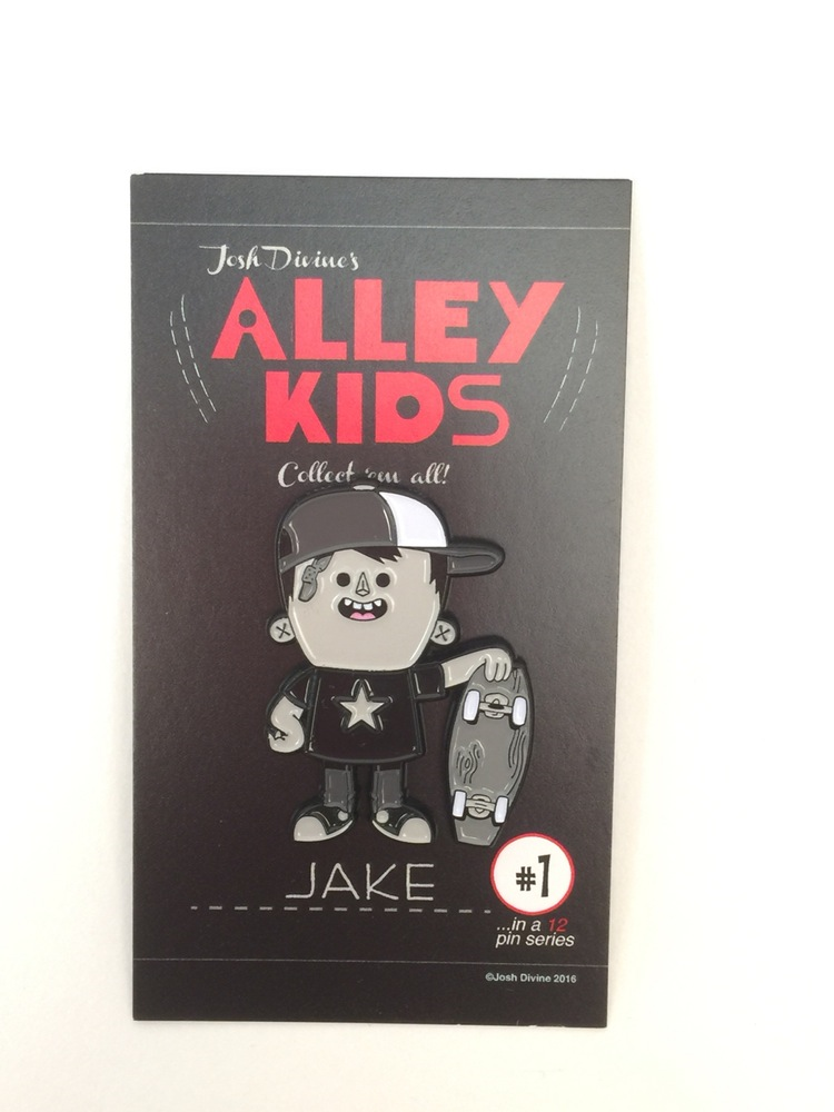 Alley Kid #1 - JAKE4