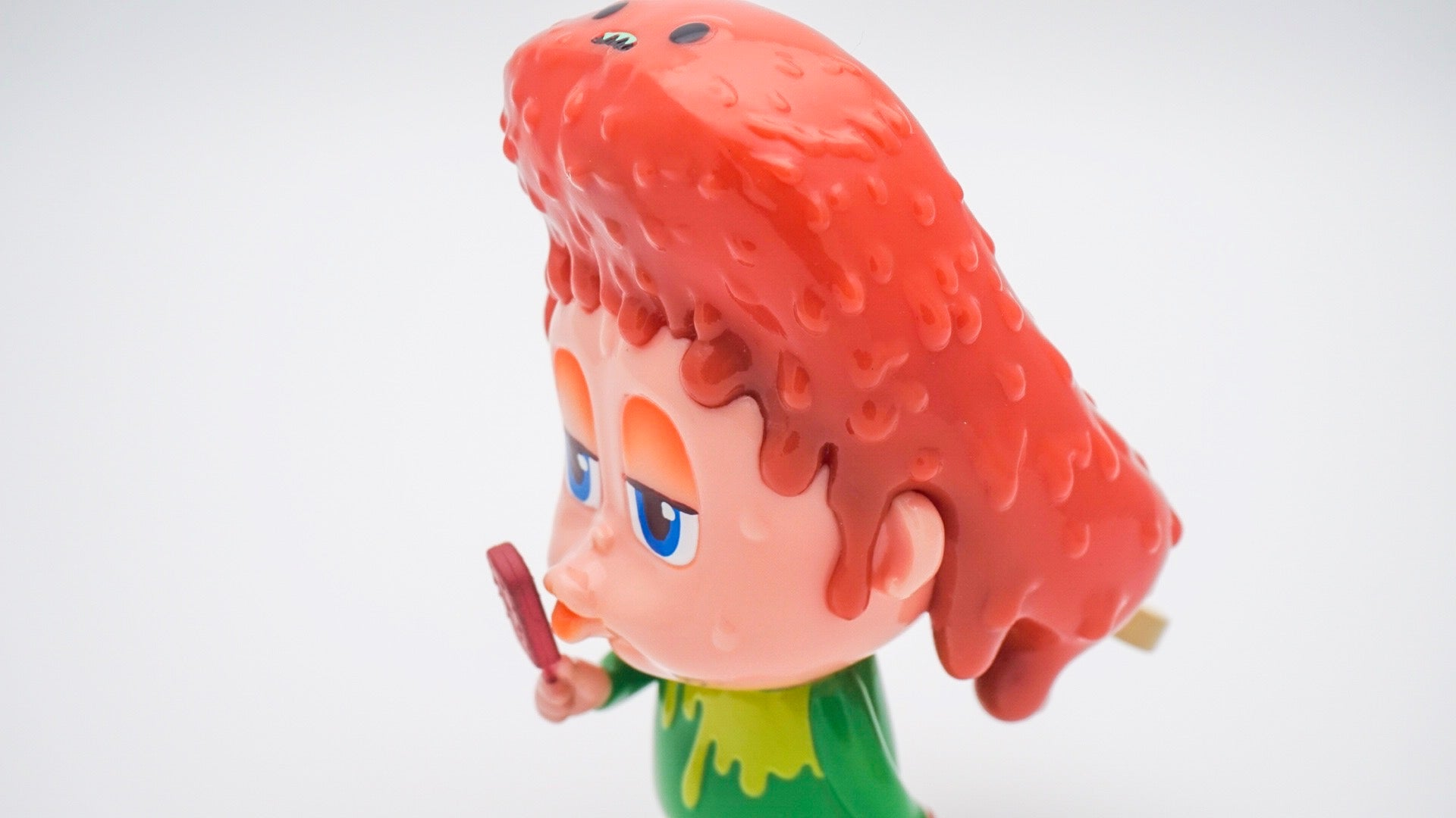 Popsicle Doll - Du Du Green by 16M