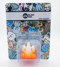 Unbox & Friends Dino & Elfie Event Exclusive GID Set by Ziqi wu