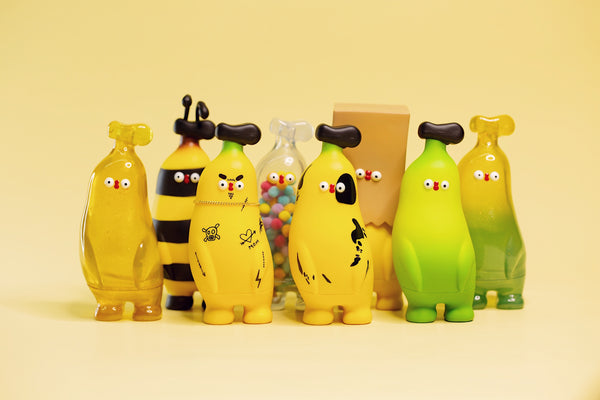 Flabjacks Banana Boo Series 1 Blind Box - Preorder