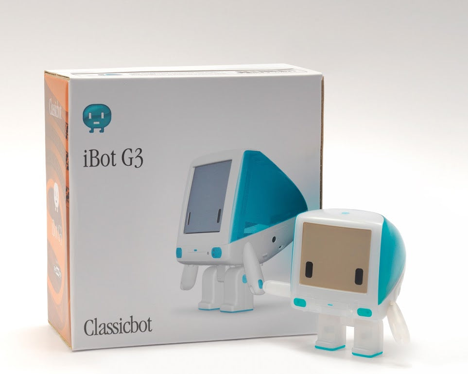 iBot G3 by Philip Lee