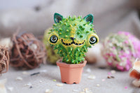 Cactus cat by Oso Polar x Woworks - Preorder
