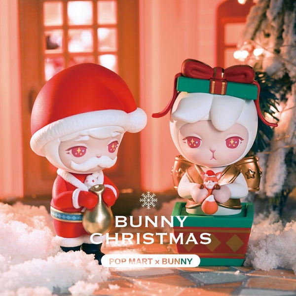 Bunny Christmas by POP MART - Preorder