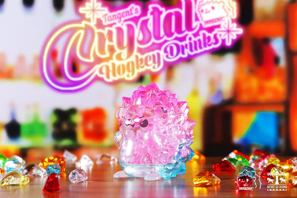 Tangent Crystal Hogkey Drinks Blindbox Series - Preorder