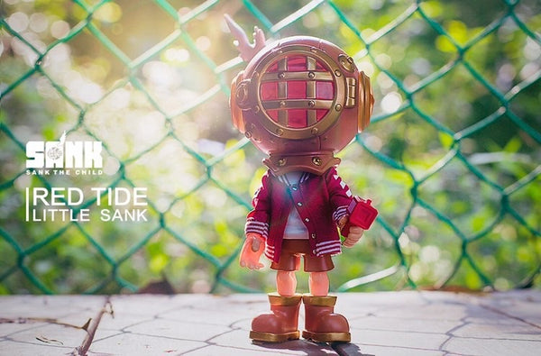 Little Sank - Red Tide by SANK TOYS - Preorder