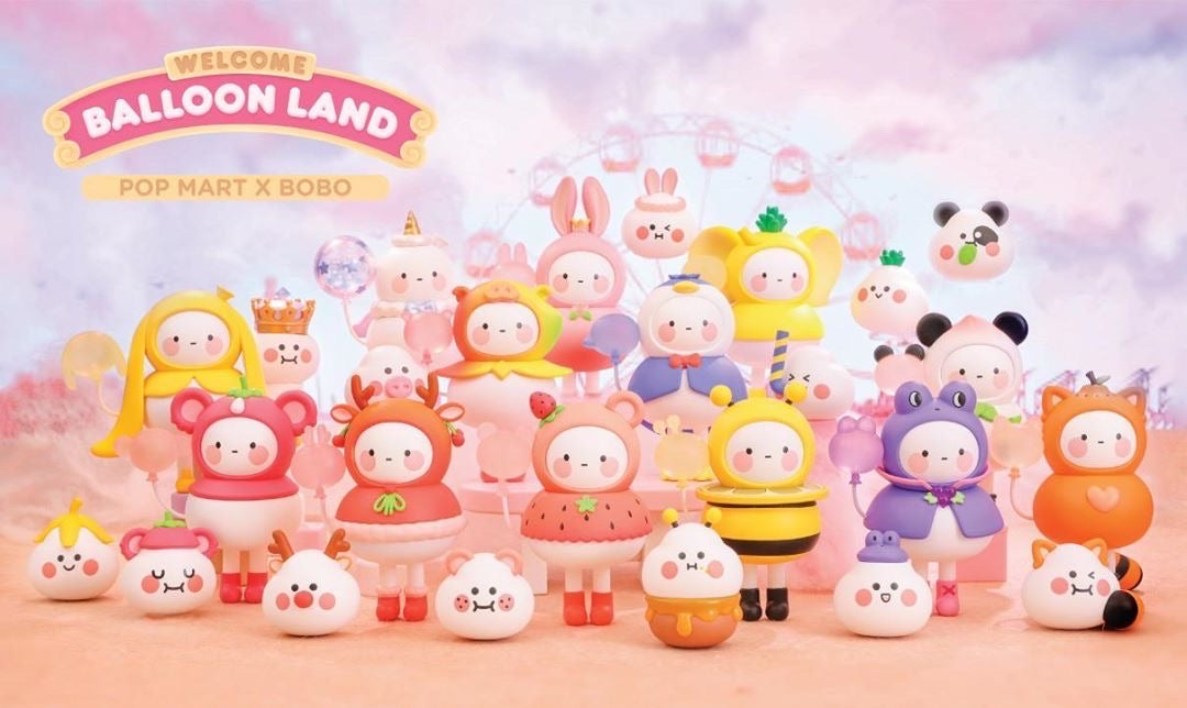 BOBO COCO Balloon Land Fruit Series by POP MART