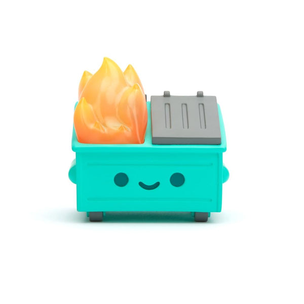 Lil Dumpster Fire Vinyl Figure by 100% Soft - Preorder