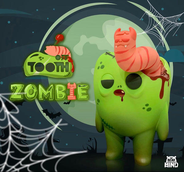 Tooth Off Zombie Tooth by Bear In Mind Toys - Preorder