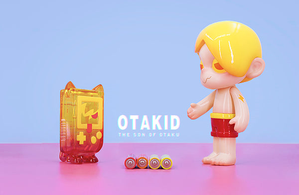 OTAKID - Flash Boy by Sank Toys - Preorder