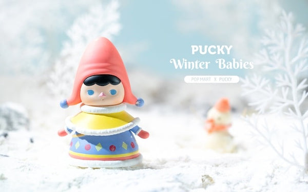 Pucky Winter Babies Series by PUCKY - Preorder