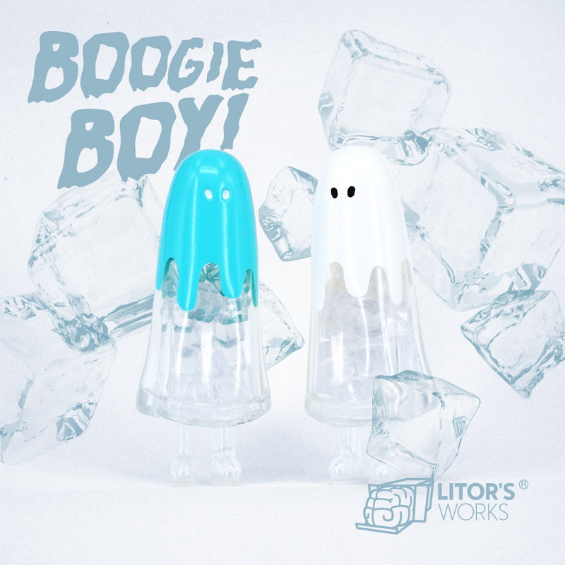 Boogie Boy - Ice Blue by Litor's Works